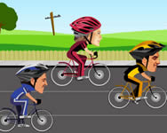 Cycle Racer online j�t�k