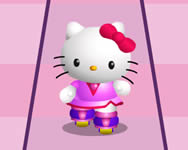 Hello Kitty roller rescue versenyz�s j�t�kok